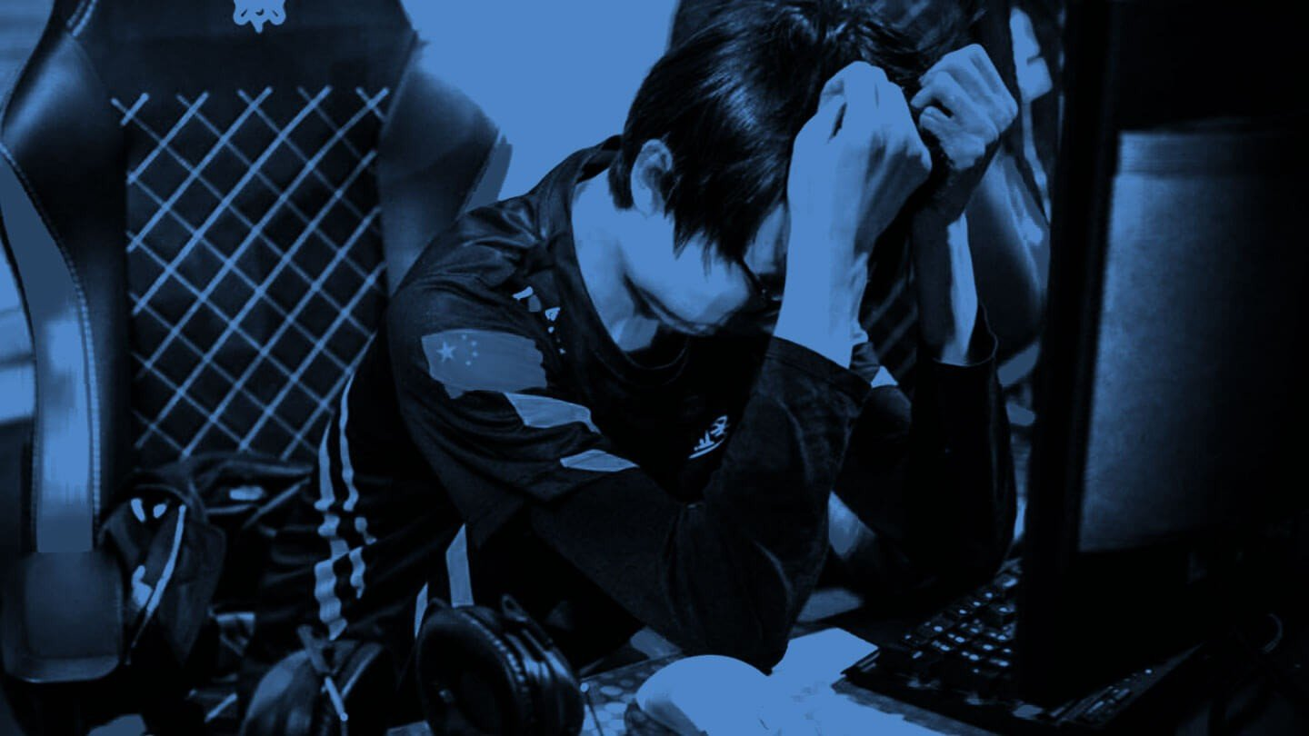 "Chinese gamers criticize ""arrogant"" RNG after shock defeat"