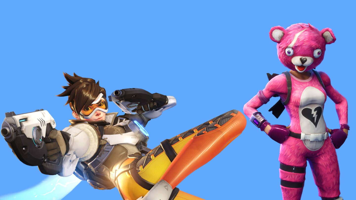 Overwatch, Fortnite and Ninja win big at the Esports Awards 2018