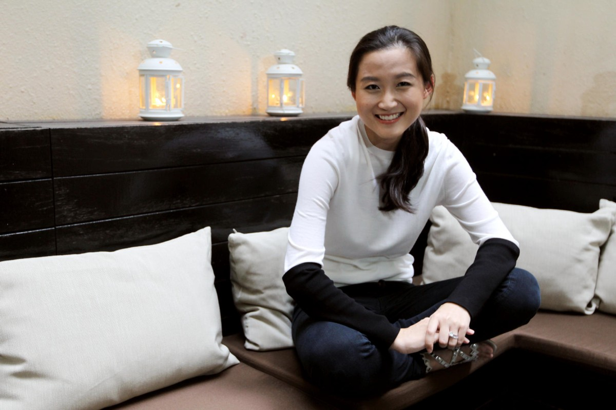 Jennifer Cheung says her biggest challenge is managing people