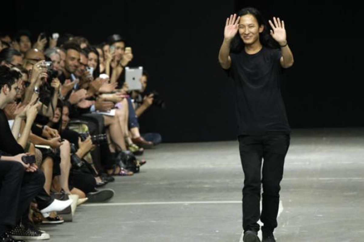 Designer Alexander Wang is taking over the creative direction of Paris fashion house Balenciaga.  Photos: AFP, AP