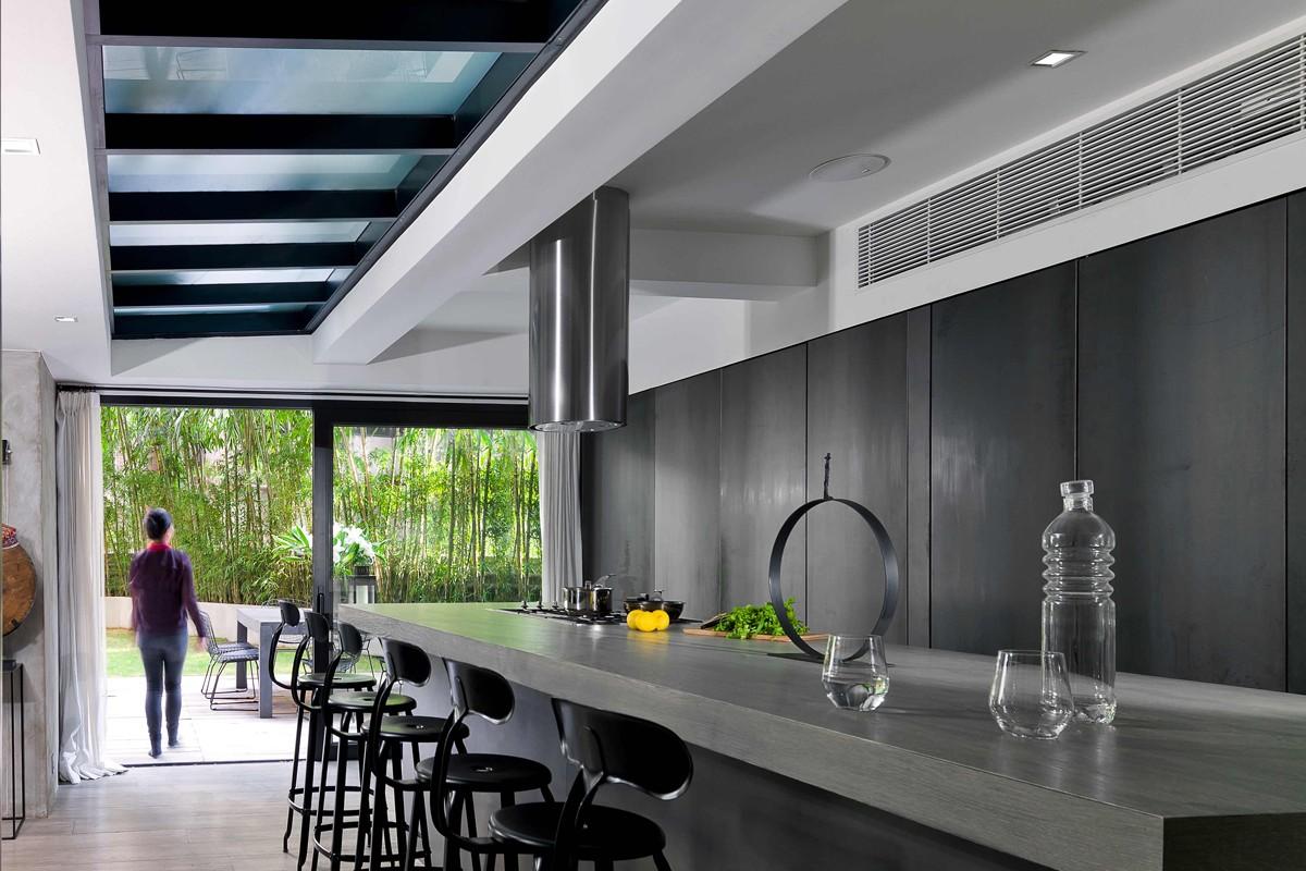 Sheung Wan apartment that blurs the interiorexterior divide