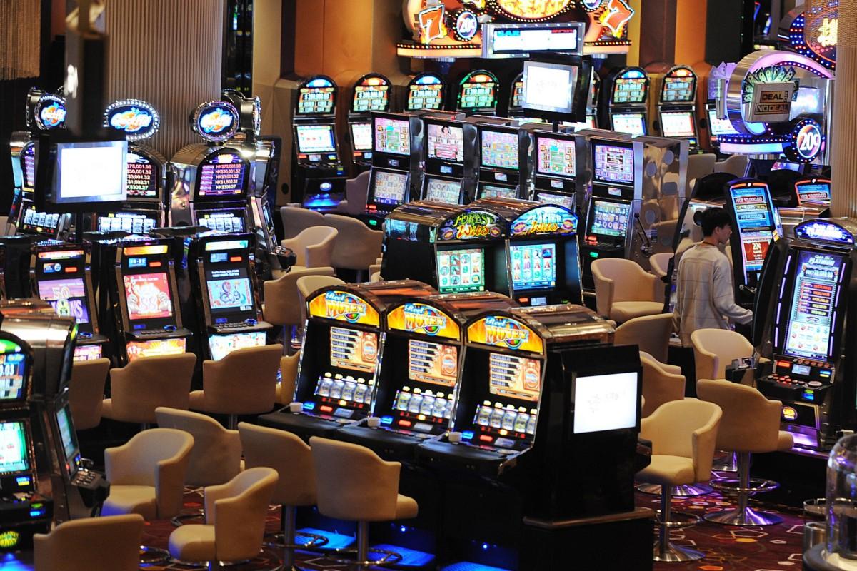 The Hard Rock Cafe Hotel casino in Macau. Photos: AFP