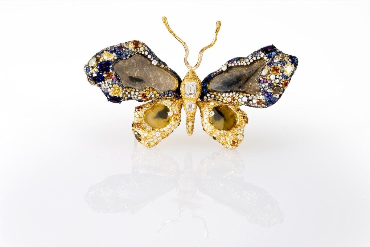 Cindy Chao's Royal Butterfly
