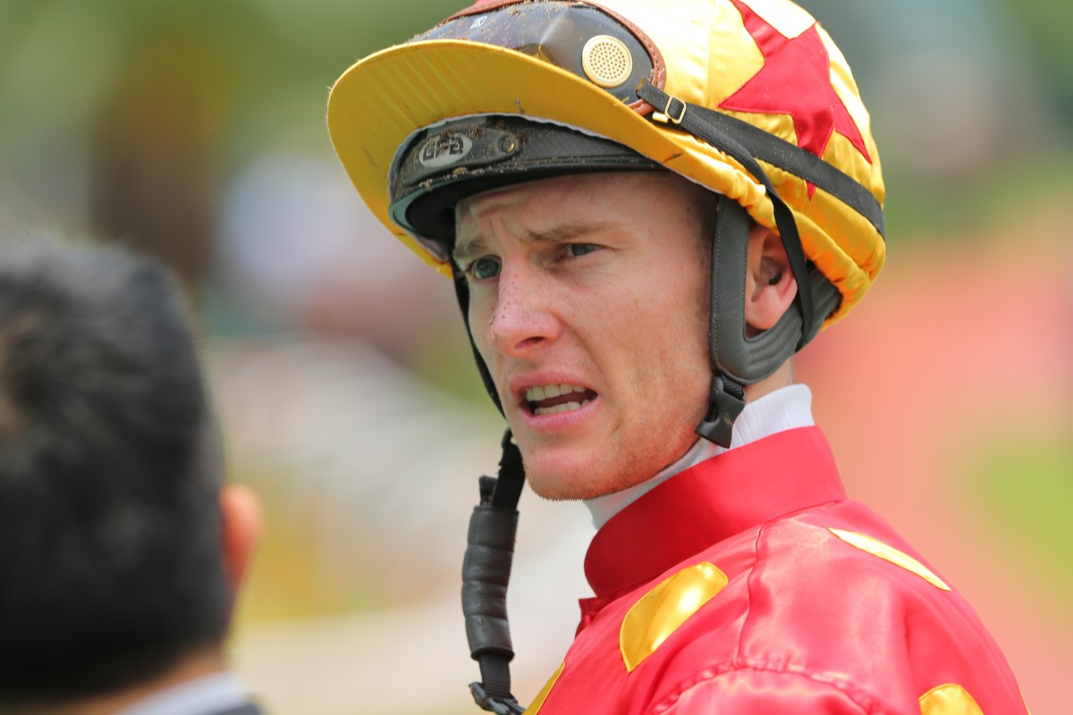 Zac Purton, among others, would rate among the world's best jockeys. Photos: Kenneth Chan