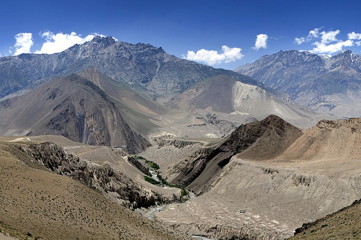 The Kingdom of Mustang.