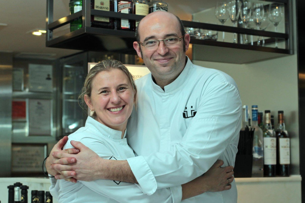 Spanish chefs Yolanda León and Juanjo Perez on being a couple in the ...