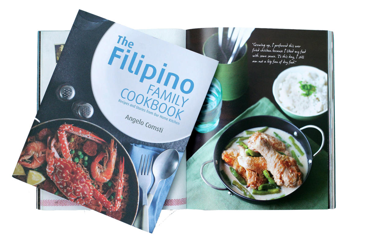Cookbook celebrates cebuano cuisine of the philippines post food books angelo comstis filipino recipe collections forumfinder Image collections