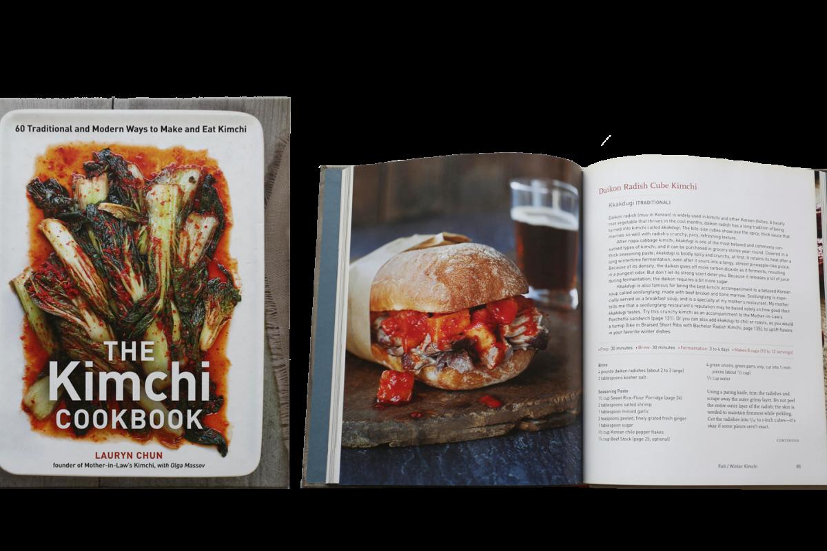 Food book the kimchi cookbook by lauryn chun post magazine food book the kimchi cookbook by lauryn chun forumfinder Gallery