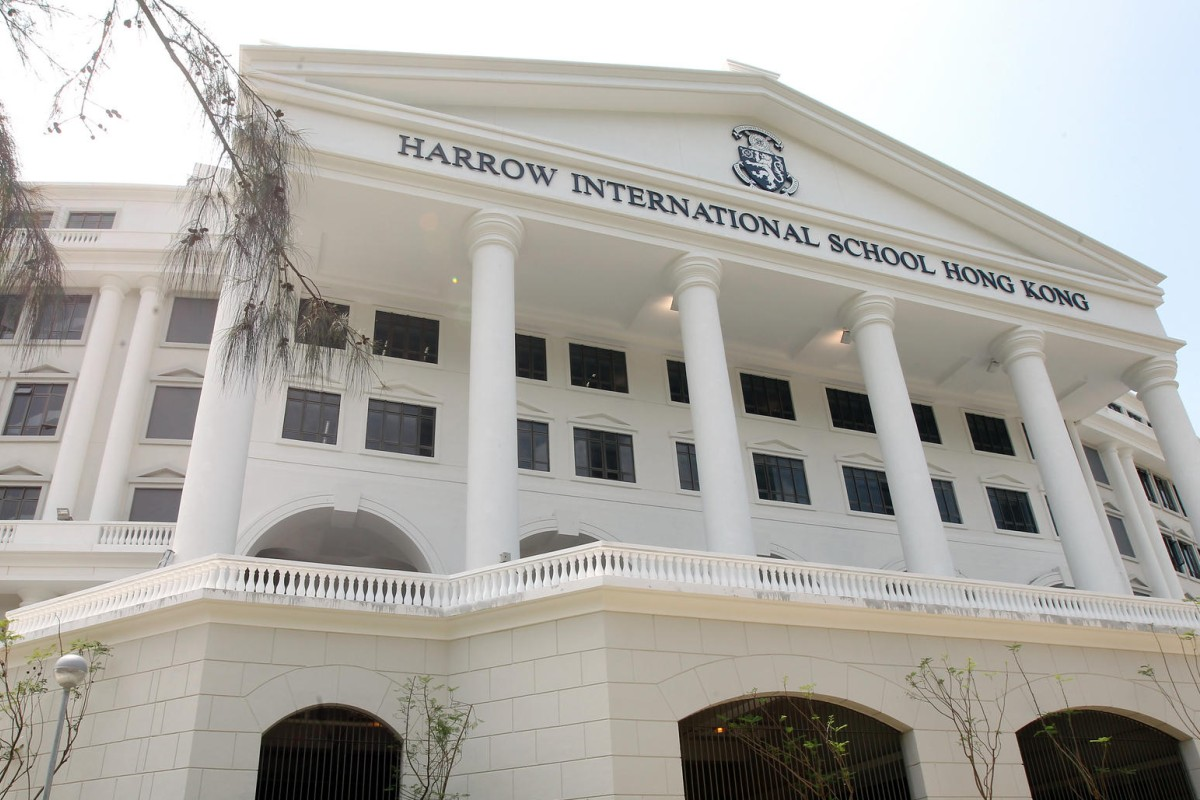 Hong Kong now boasts some prestigious schools, such as Harrow International, but that was not the case in the first half of the 20th century. Photo: K.Y. Cheng