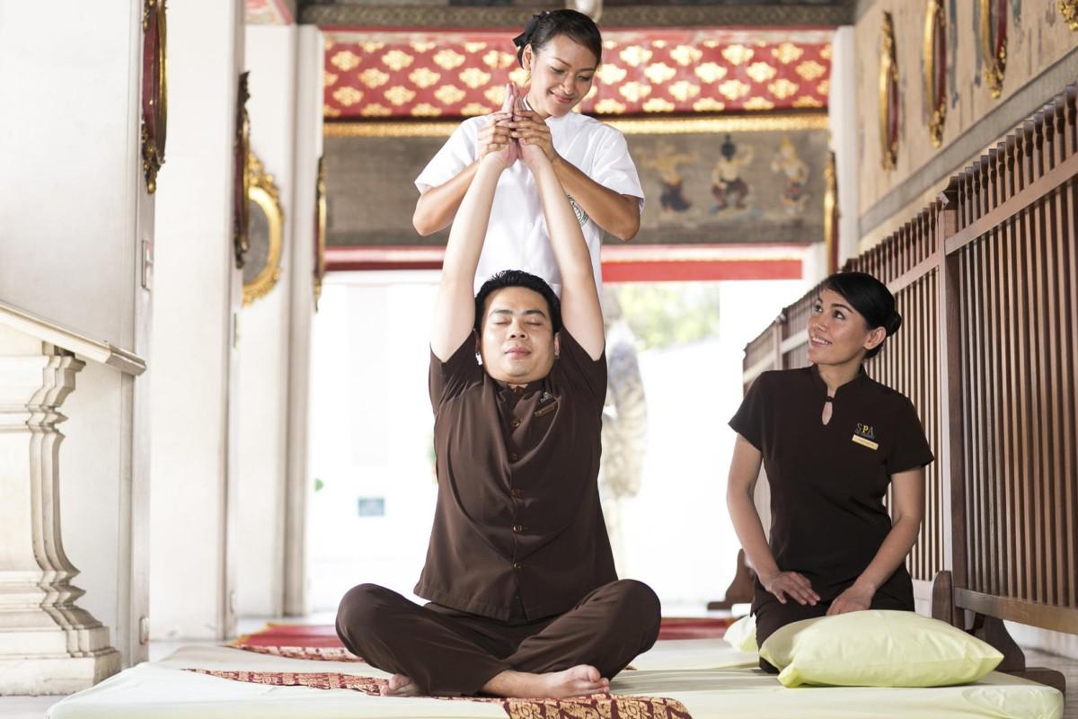 Thai premium massage