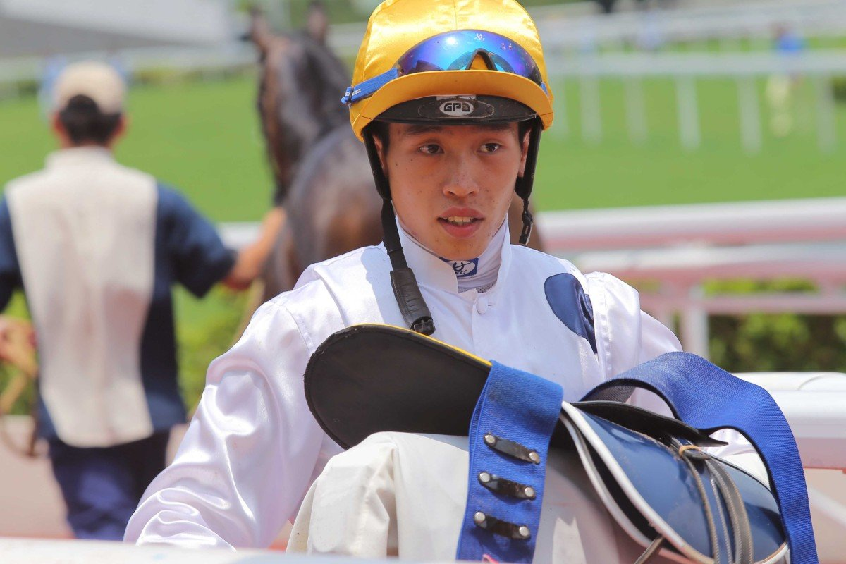 Vincent Ho won 33 races this season, five ahead of Keith Yeung.