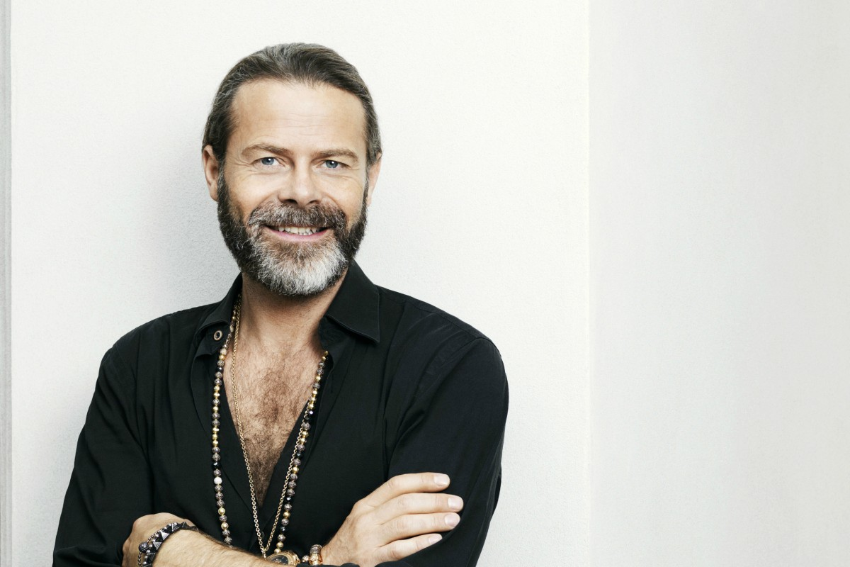 Mads Kornerup, Creative Director, Shamballa Jewels