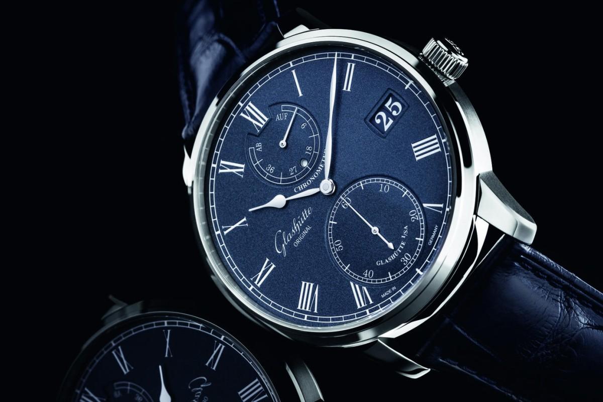 Glashütte Original's Senator Chronometer.
