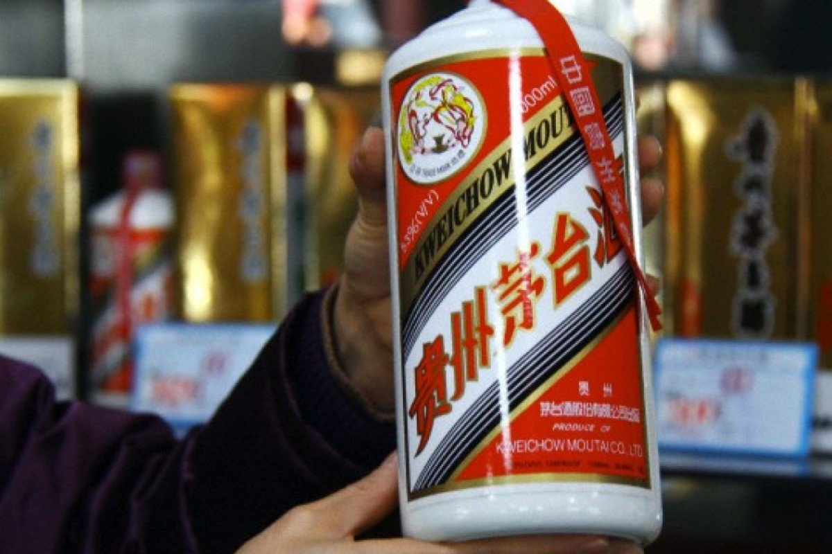 Kweichow Moutai is among the best-known brands of mao-tai.