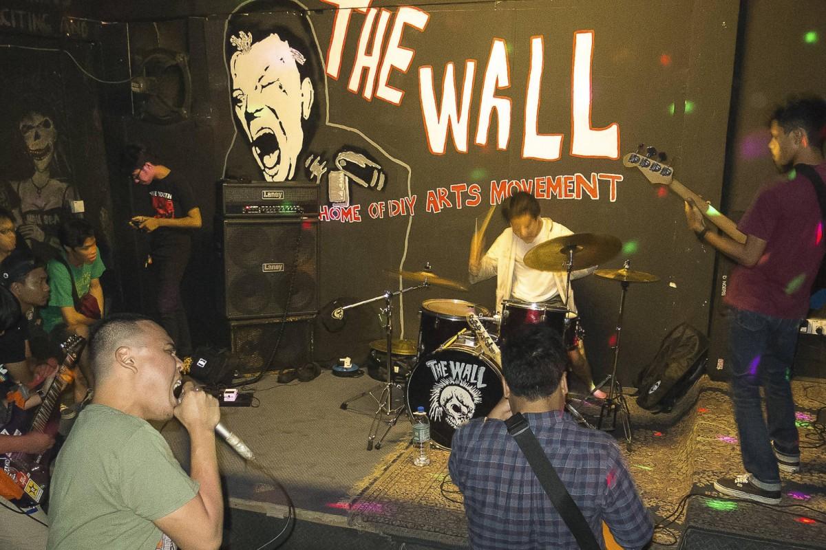 The Wall, in Batu Pahat, Malaysia. Photos: Marco Ferrarese