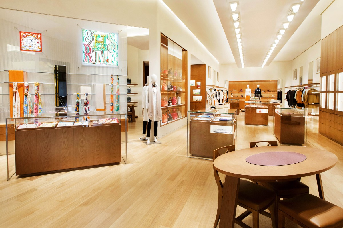 Hermès opens in Macau's Wynn Palace Mall