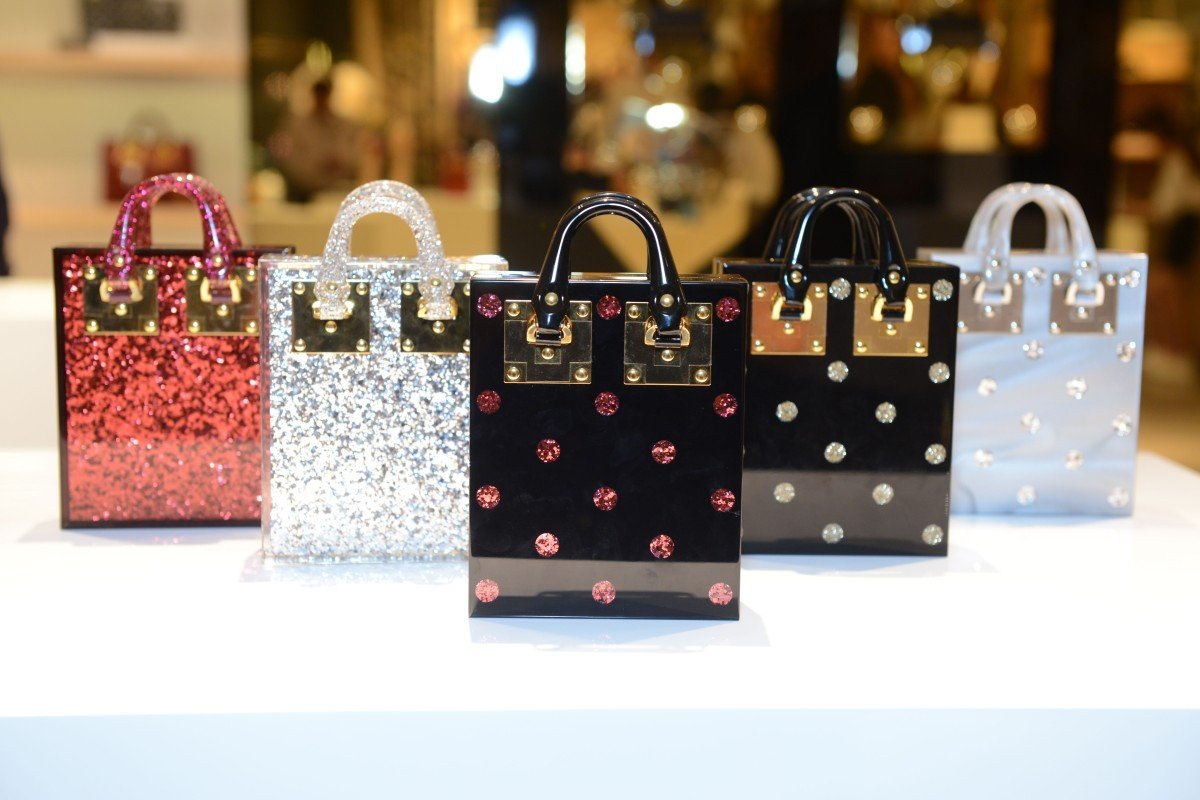 UK designer Sophie Hulme collaborates with Lane Crawford for exclusive tote bag collection