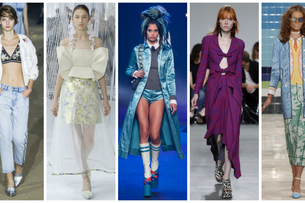 5 collections you need to know from new york fashion week Rock and fashion style originating in seattle