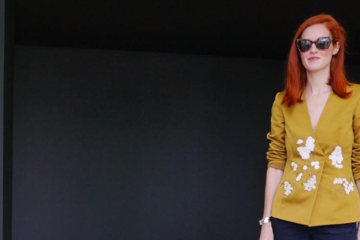 Best Street Styles from Paris Fashion Week Photos: Vivian Chen