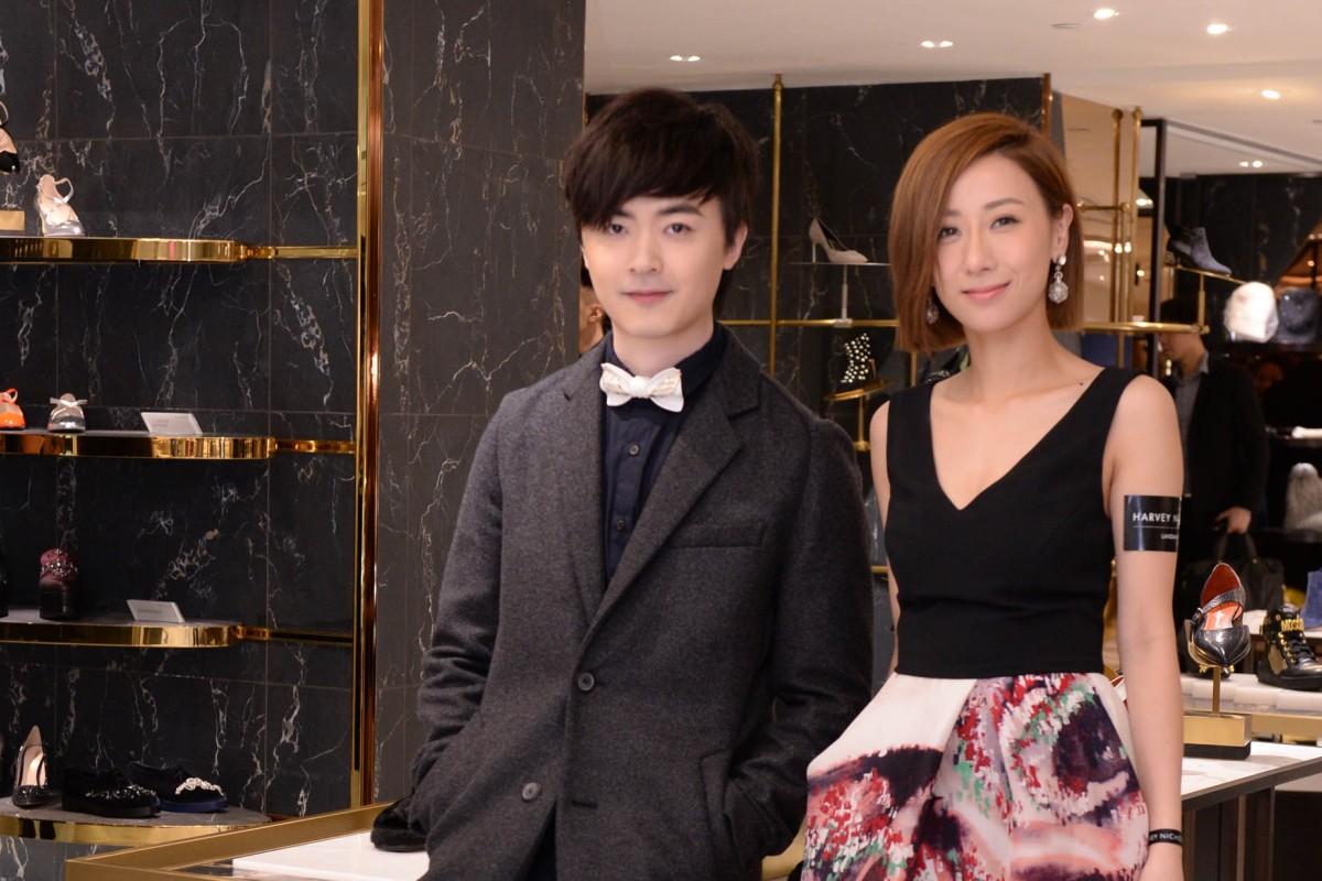 Ken Hung and Vincy Chan