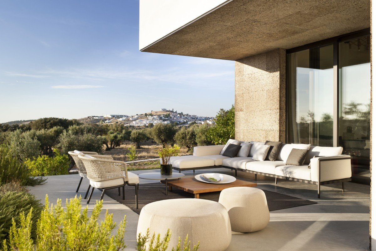 Tribù Natal Alu Sofa from Everything Under the Sun