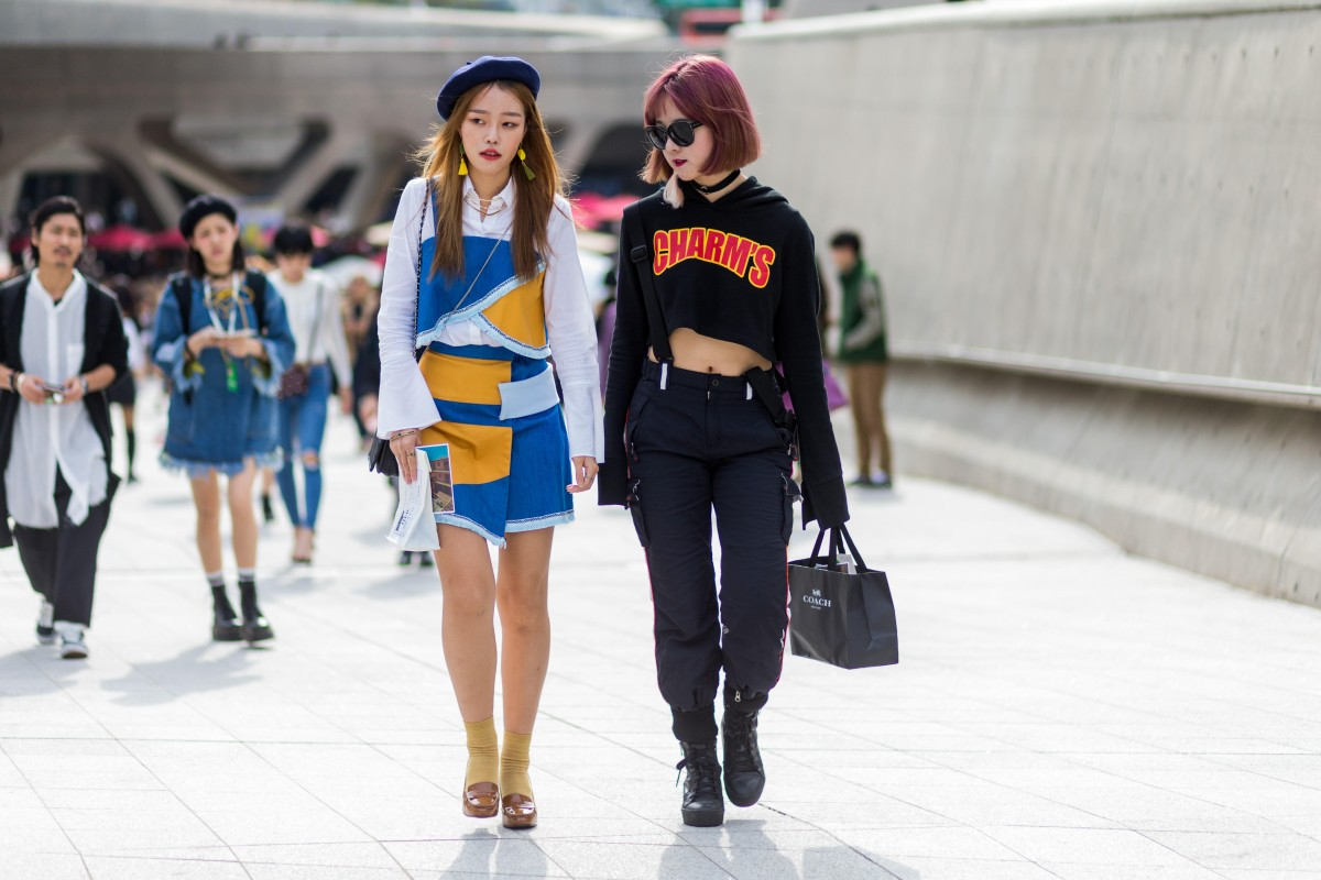 Korean streetwear is taking the fashion world by storm.