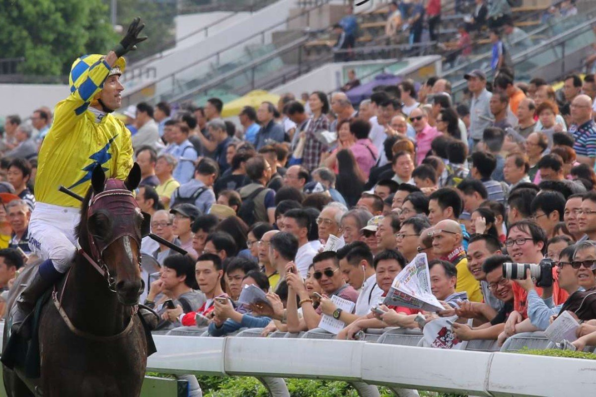 Werther was a rare bright spot on what was otherwise a subpar year for Hong Kong on the international stage. Photo: Kenneth Chan