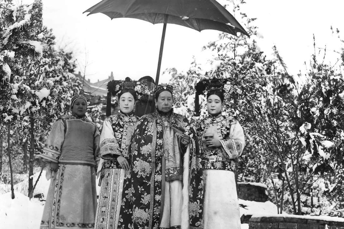 Empress Dowager Cixi. Picture: Freer, Sackler Gallery Archives