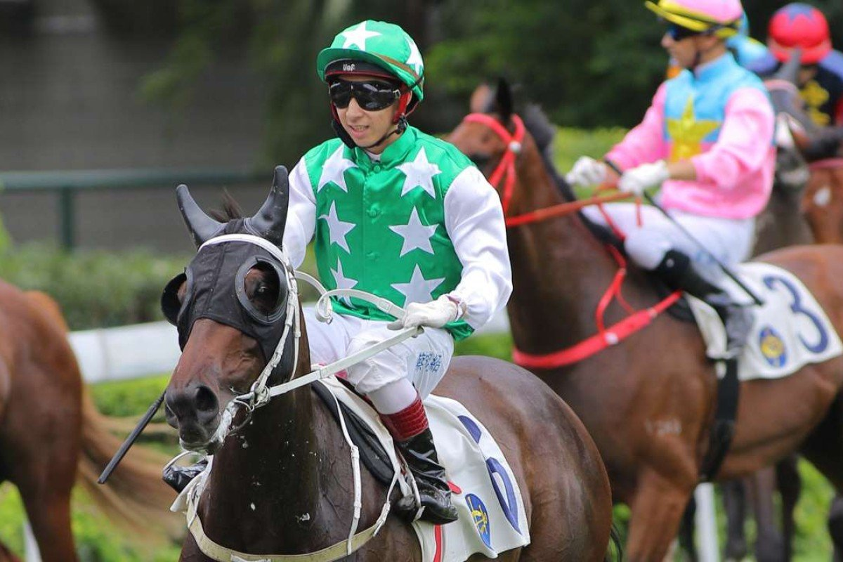 This horse is among Alan Aitken's 10 horses to follow. Who is it? Photo: Kenneth Chan