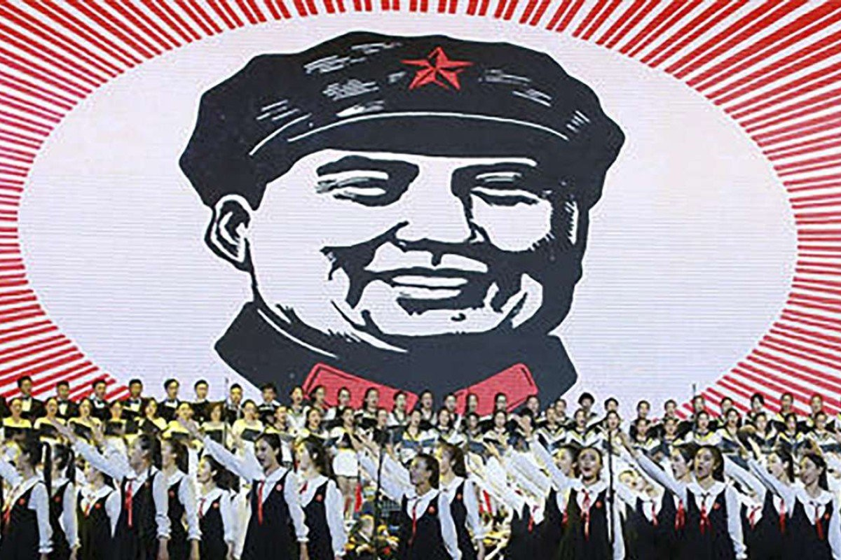 """A show in Beijing celebrates """"Red Songs"""" from the Cultural Revolution era.  File"""