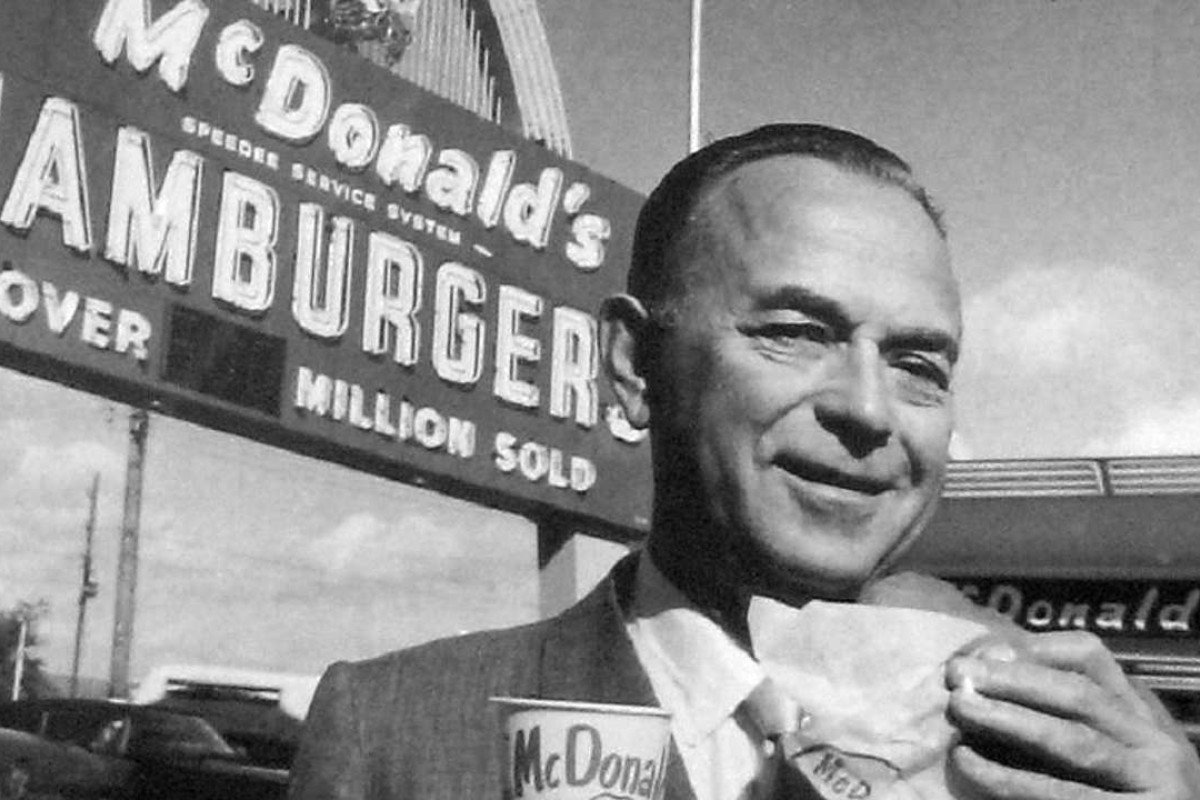 Image result for ray kroc