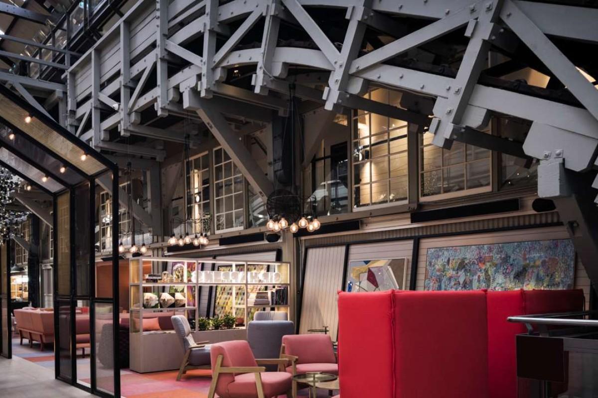 The Ovolo Woolloomooloo, Sydney.