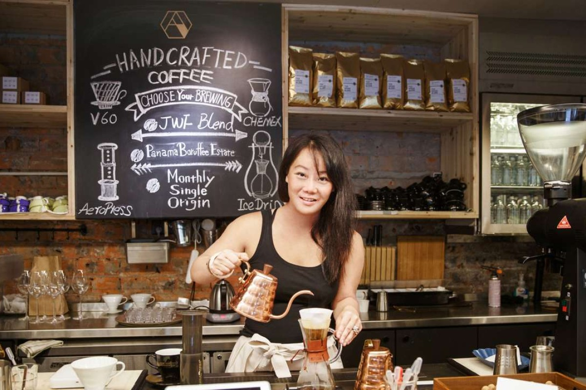 Jennifer Liu of The Coffee Academics. File photo