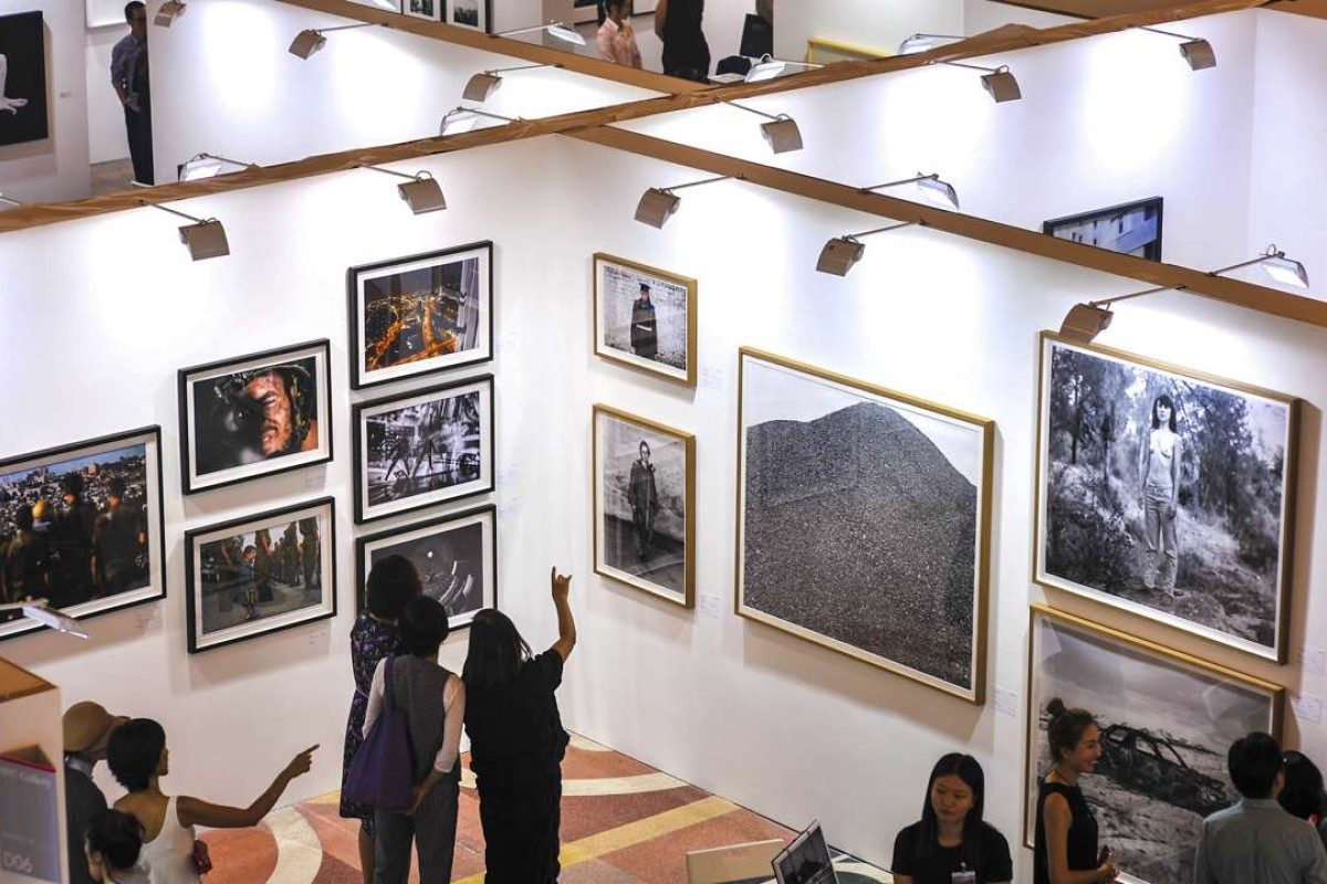 Photofairs Shanghai 2016. Picture: Chen Zheng