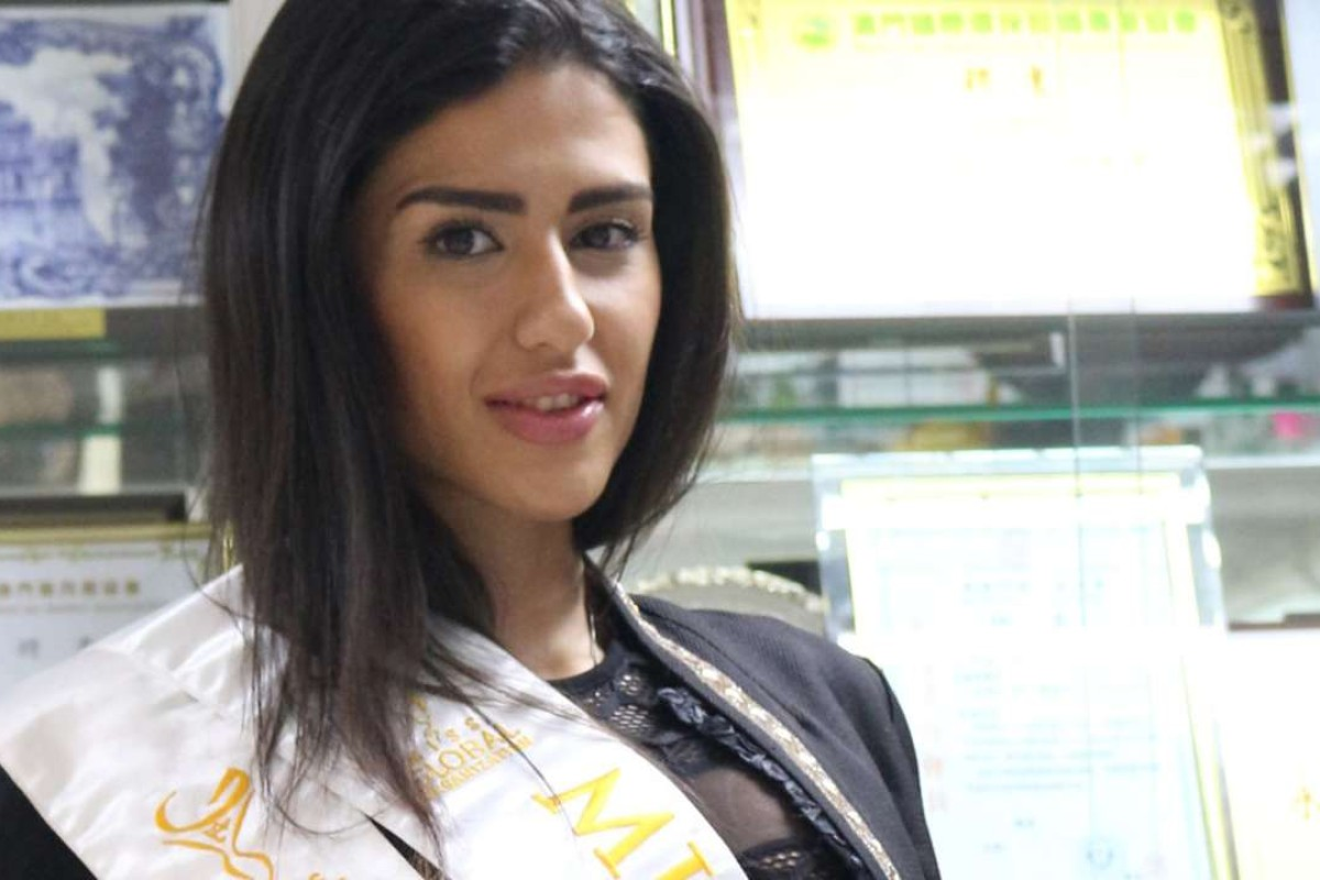 Miss Iran 2016. SCMP Pictures (Courtesy Macau Daily Times/Lynzy Valles)