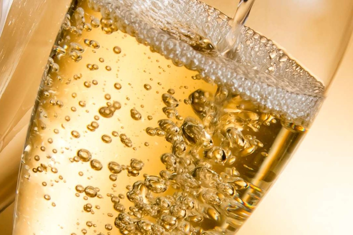 The bubbles in champagne are not just for visual or sensory impact.