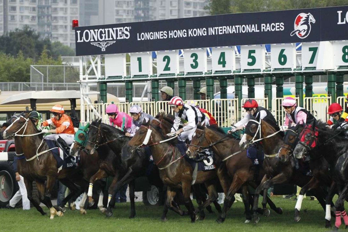 Canadian punters get to watch Hong Kong racing from Sunday. Photo: Kenneth Chan