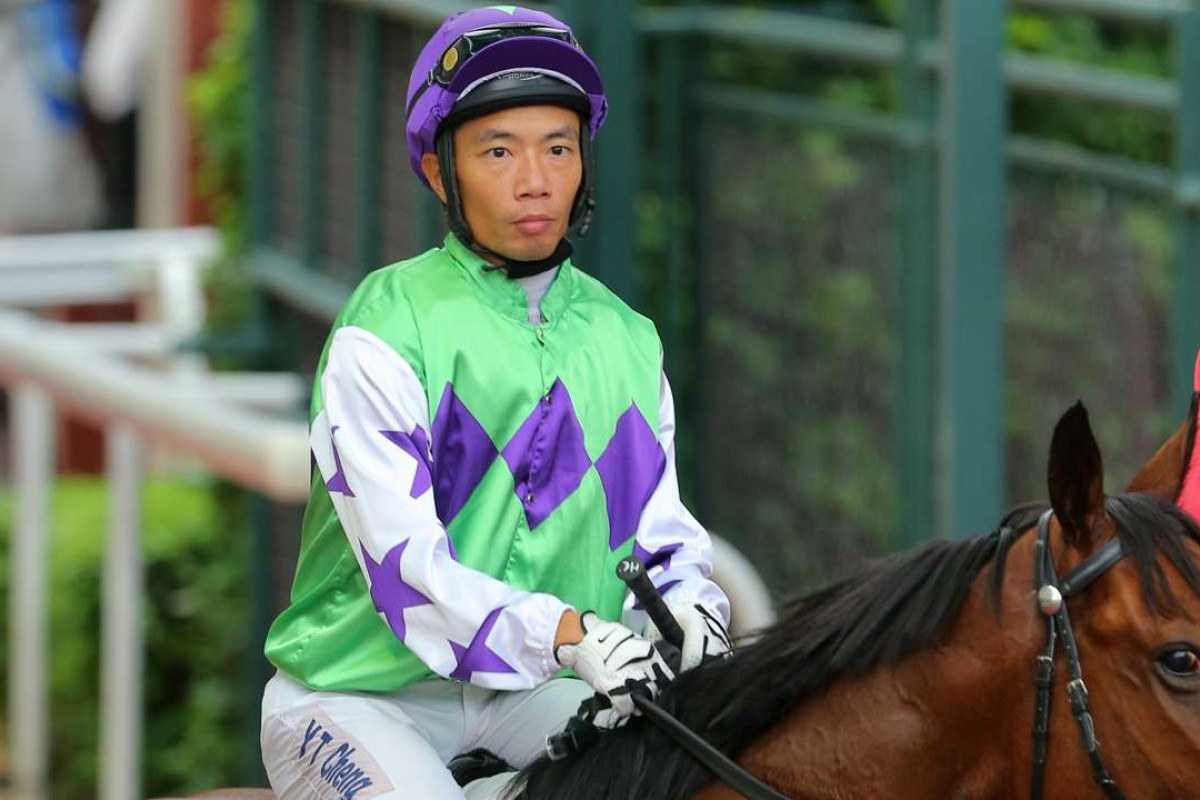 Howard Cheng's career looks over after copping a six-month suspension. Photos: Kenneth Chan
