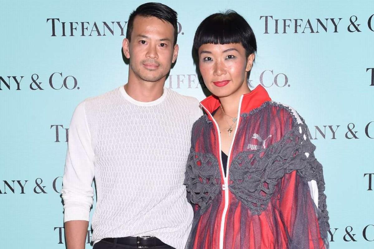 Hiroki Uchimoto and Johanna Ho
