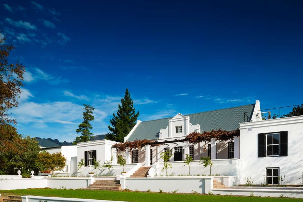 Travel: Richard Branson\'s South African winery and boutique hotel ...