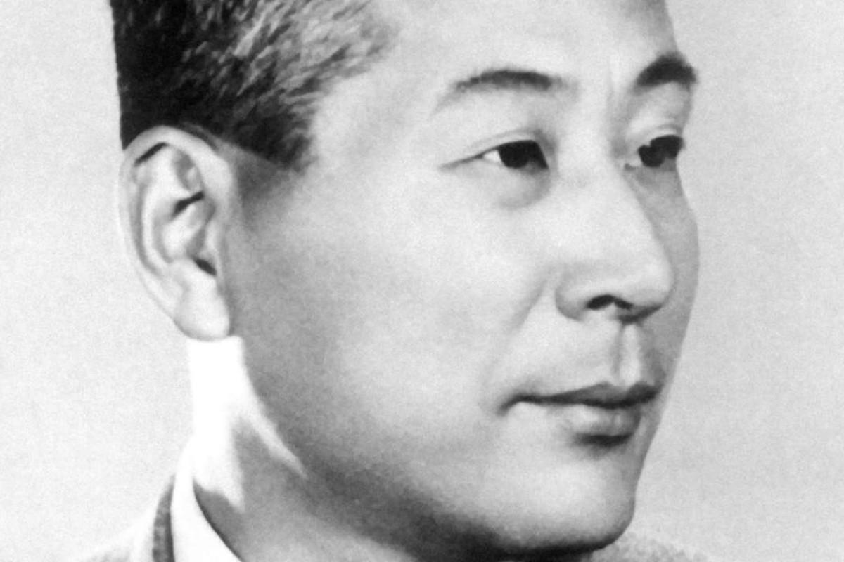 Chiune Sugihara, in 1940.