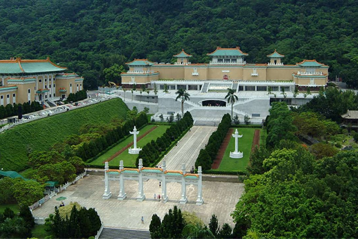 The National Palace Museum, in Taipei. Picture: AFP