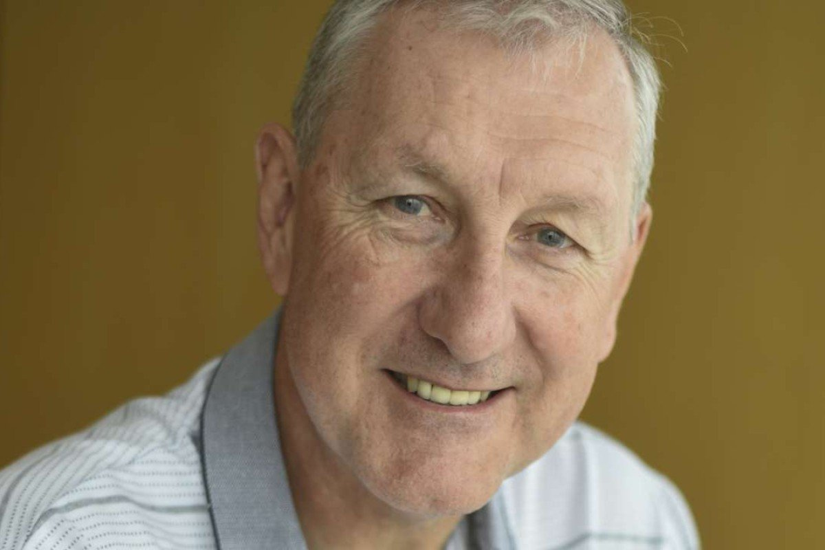 I've got a good face for radio, says Terry Butcher. Picture: Chen Xiaomei