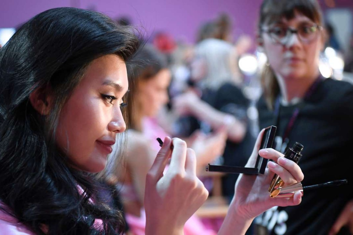 Chinese model Liu Wen. Photo: AFP