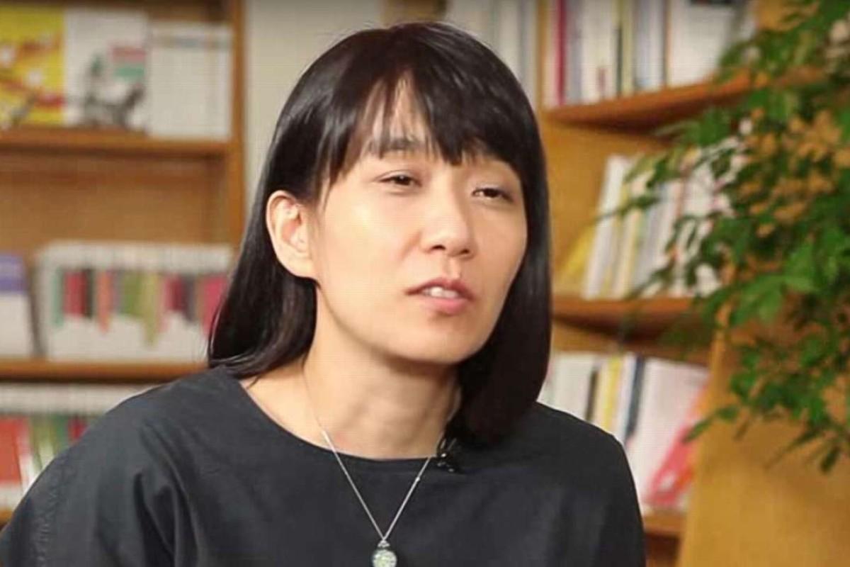 South Korean writer Han Kang, author of International Man Booker winner, The Vegetarian.