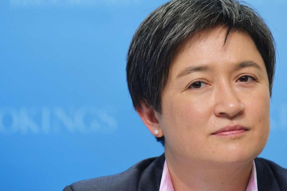 Australian Senator Penny Wong. Photo: AFP Photo