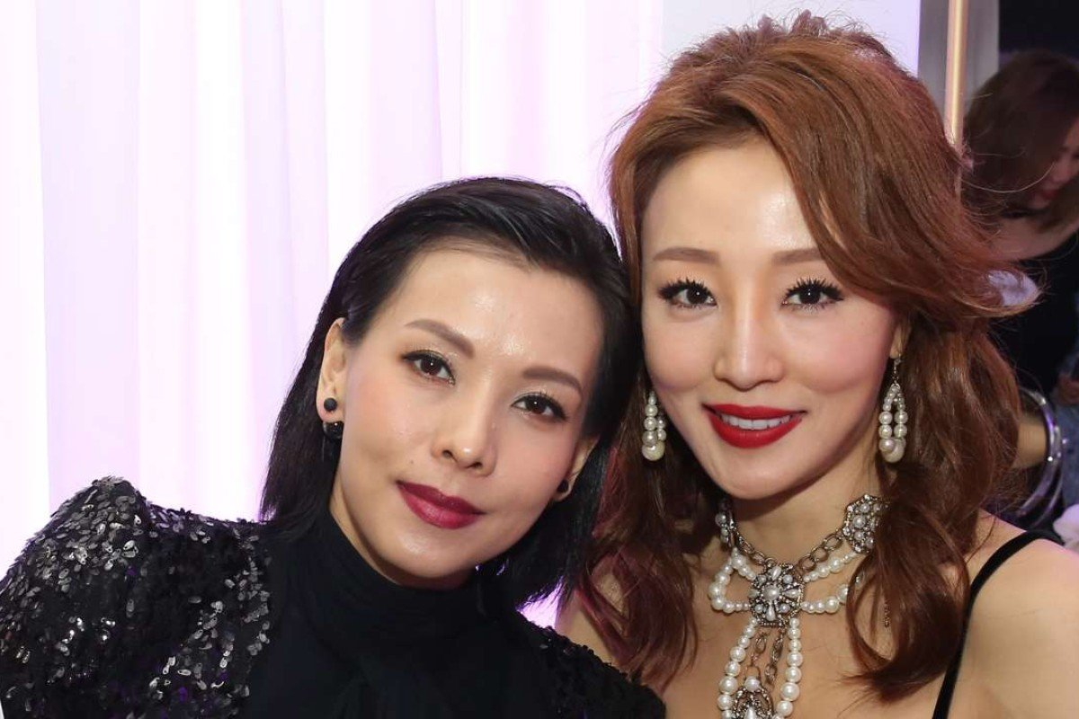 Jade Leung and Eunis Chan