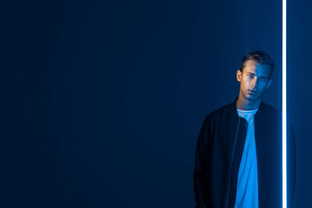 """Flume. """"If I want to, I can go undercover. I don't have any distinguishable features."""""""