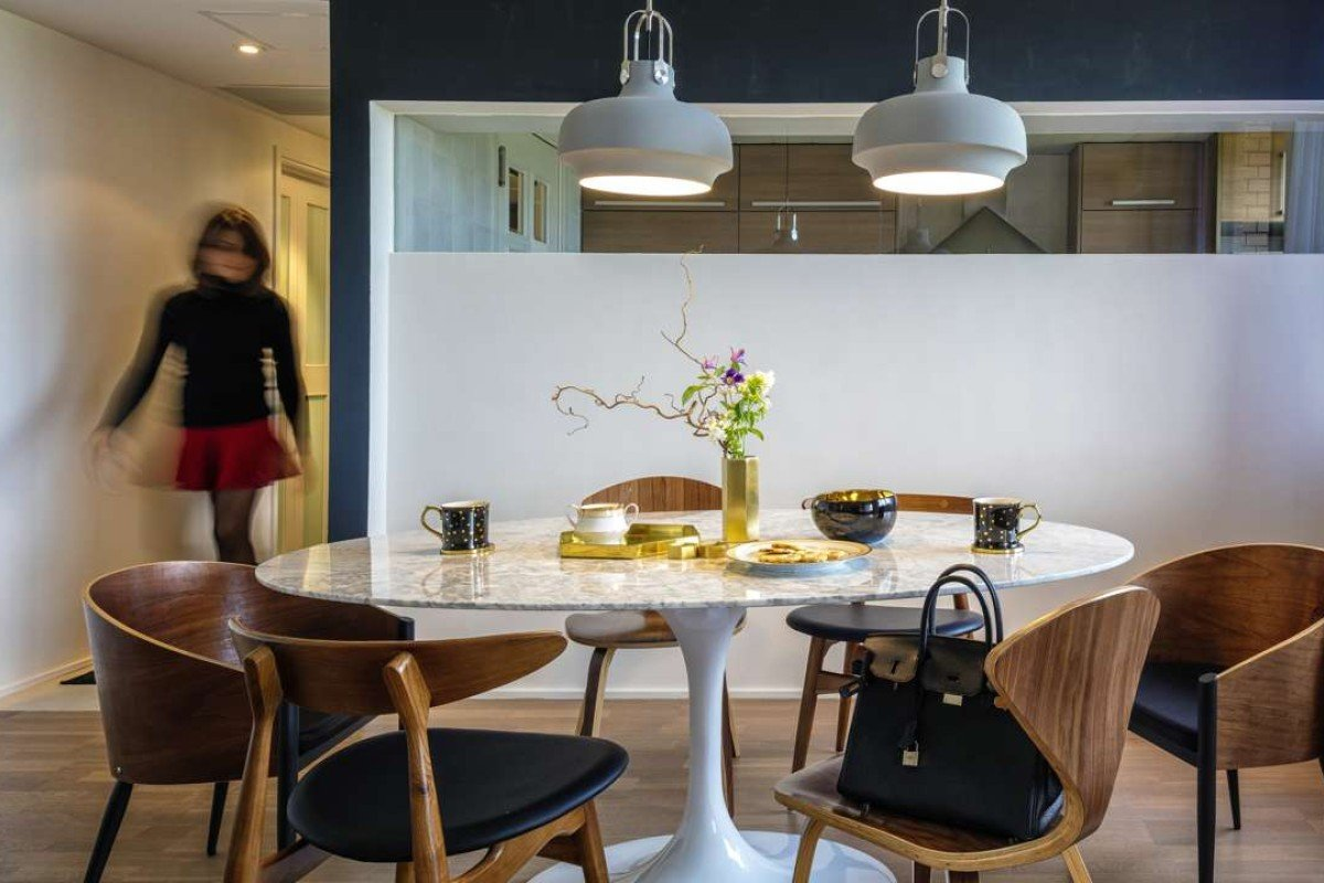 Indian kitchen and dining room design - Photography John Butlin Styling David Roden