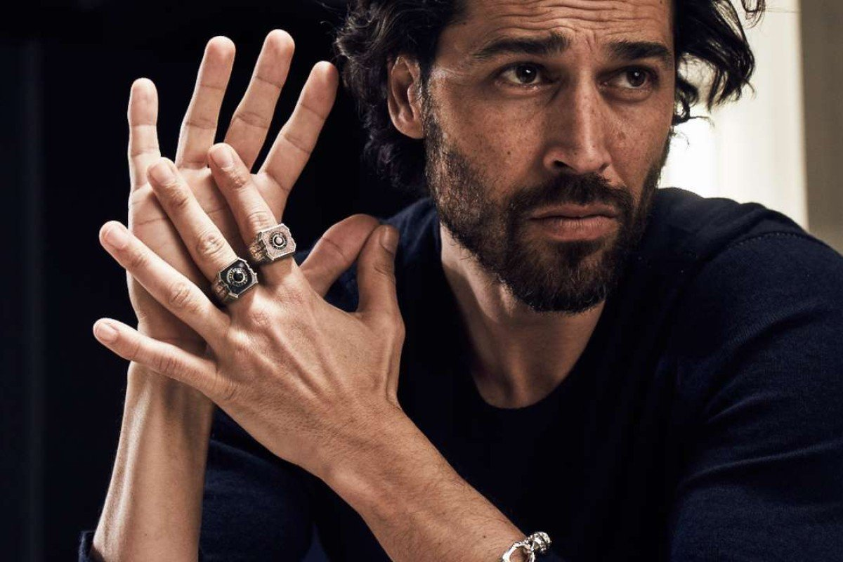 Once The Domain Of The Rock Or Sports Star, Men's Jewellery Is Now All